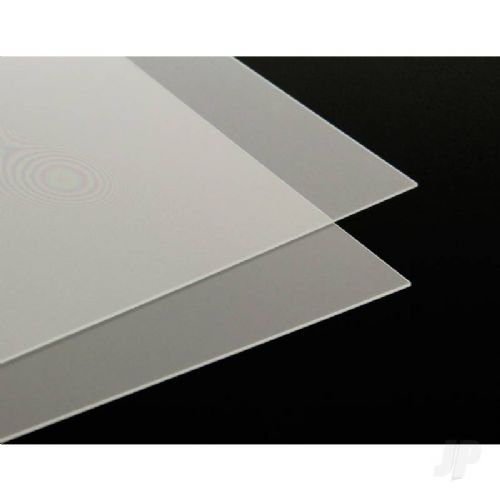 Clear Plastiglaze 9x12in  40Thou. (1.0mm)